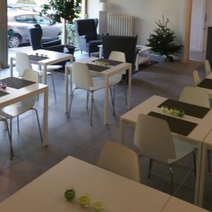 Nouveau restaurant Hotel de belgique Menton