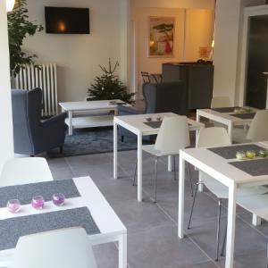Hotel de belgique Menton nouveau restaurant